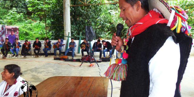 Acteal Chiapas: Cuarto aniversario luctuoso de Manuel Vázquez Luna
