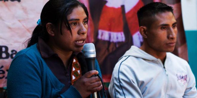 """«El Estado mexicano y el gobierno de Chiapas siguen siendo sordos y ciegos frente a nuestra situación"""", desplazados de Banavil"""