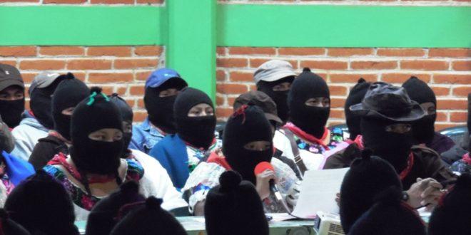 ¿Cuándo hacemos ciencia para la vida?, EZLN en la clausura del ConCiencias por la Humanidad