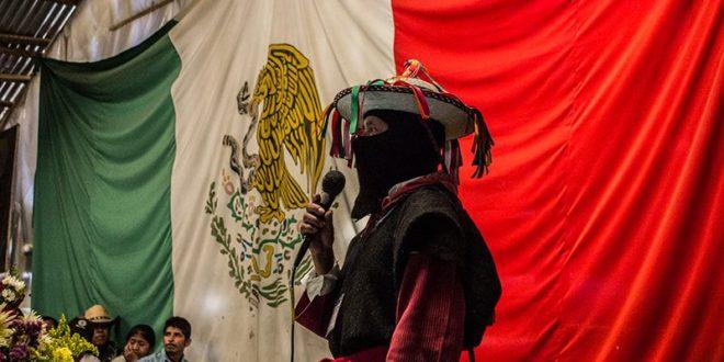 """EZLN Chiapas: Inicia el registro al seminario de reflexión crítica """"LOS MUROS DEL CAPITAL, LAS GRIETAS DE LA IZQUIERDA"""""""