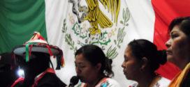 Yucuquimi Oaxaca, exige la salida del ejército de su territorio