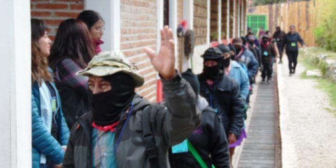 EZLN – CIDECI – ABRIL 2017 – POZOL