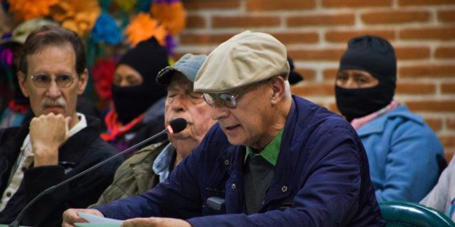 LOS MUROS DEL CAPITAL, LAS GRIETAS DE LA IZQUIERDA 13 ABRIL