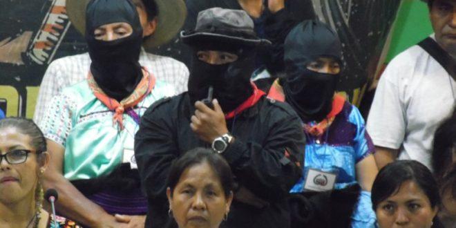«Riqueza global a costa de nuestro exterminio», CNI-CIG Denuncia asesinato y desaparición forzada