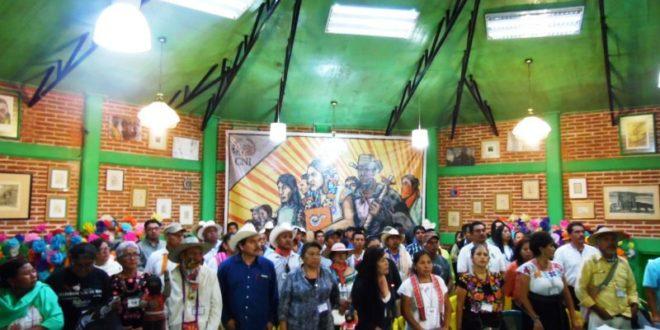 """CNI México: """"Un alzamiento indígena no violento"""", creación del CIG"""