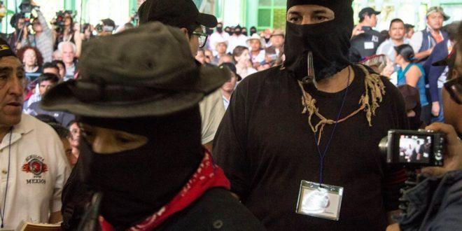 CNI_CIG EZLN: «urgente la defensa de la tierra en una perspectiva anticapitalista y antipatriarcal»