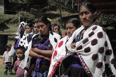 «Aceptar una justicia a medias, sería una traición a nuestras herman@s», Acteal Chiapas