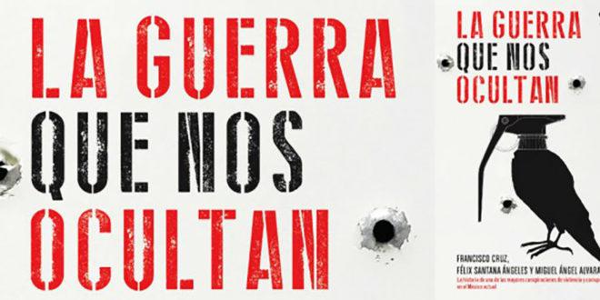 «La guerra que nos ocultan», presentación de libro en la normal Mactumactzá