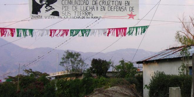 Chiapas: Comunidad Cruztón exige investigación sobre el asesinato de Rodrigo Guadalupe Huet Gómez