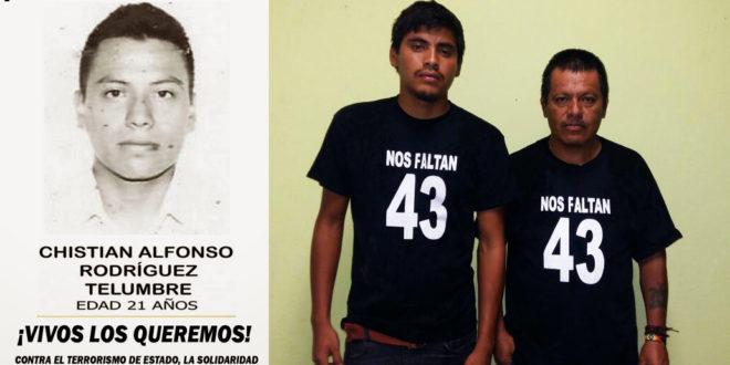 """México: """"Ya no sólo son 43 desparecidos, ahora son miles"""", visibiliza caravana por Ayotzinapa"""