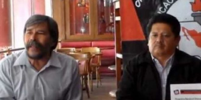 Querétaro: Gerónimo Sánchez detenido ilegalmente por actividades políticas.