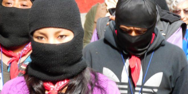 """""""Si no hay arte, no hay rebeldía"""", CompArte del EZLN, convoca a miles en Chiapas"""