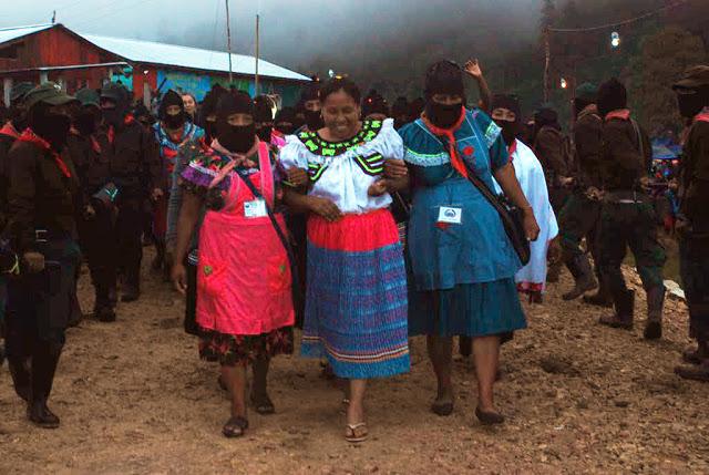 EZLN: Palabras de la comandanta MÍRIAM, sobre historia, arte, cultura y comunicación. 15 de octubre