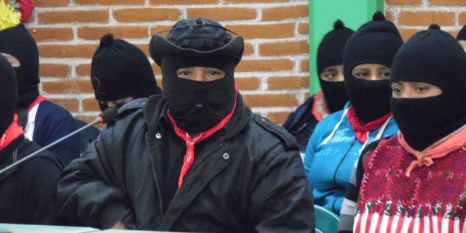 «¿Se ven como científicos rebeldes?», cuestionan Bases de Apoyo zapatistas, en el Festival Conciencias por la Humanidad