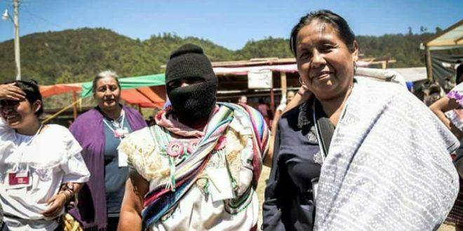 CNI-CIG: «Nuevos Centros de Resistencia Zapatista, luz en la noche capitalista»