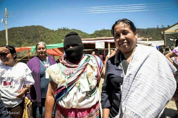 """México: Pronunciamiento del CNI_CIG A 25 años de Resistencia y Rebeldía, """"¿Qué sigue?»"""