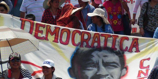«Magisterio fuera del Artículo 123», alerta AED_CNTE Chiapas, ante reforma educativa «maquillada»