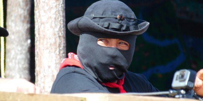 """EZLN: """"Travesía Por La Vida. Capítulo Europa"""""""