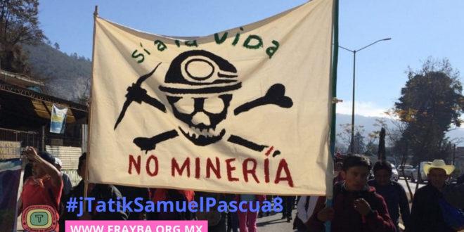 Chiapas: «No somos esclavas ni esclavos, luchamos por una vida comunitaria», octavo aniversario de Jtatic Samuel Ruíz