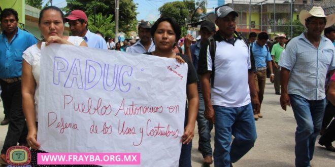 Chiapas: «la Guardia Nacional, asegurará el recrudecimiento de la violencia en los pueblos originarios»