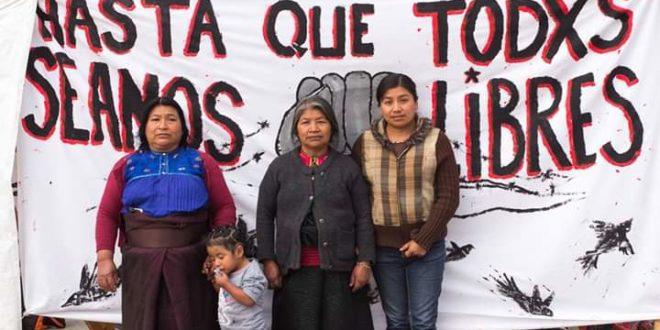 Chiapas: responsabilizan a Alejandro Constantino, de la salud de preso en huelga de hambre, en Comitán