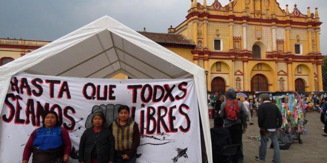 """Chiapas: Presos indígenas torturados: """"Les une el abandono y el desprecio por parte de las autoridades"""", hasta por 17 años"""