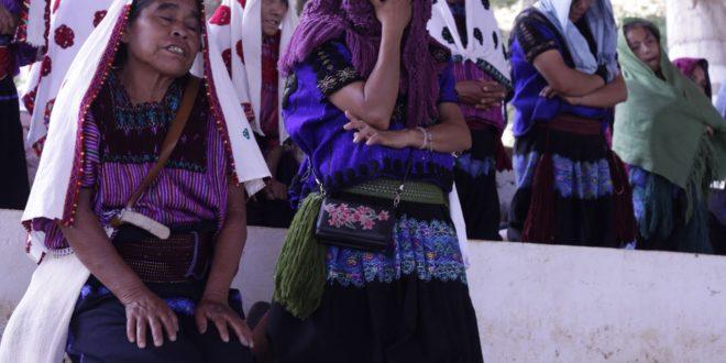 Abejas de Acteal Chiapas: Con AMLO, «se ha intensificado la contrainsurgencia a Pueblos Originarios»