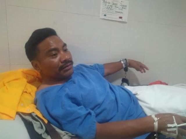 Chiapas: «Por órdenes de arriba», mantienen esposado en el hospital, a indígena injustamente preso