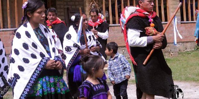 Chiapas: 200 partidistas, destruyen casas de las Abejas de Acteal