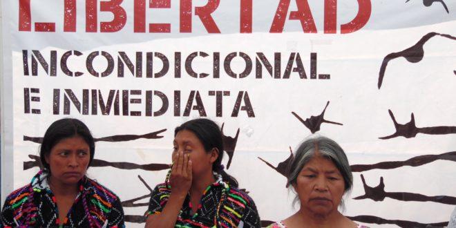 «No más oídos sordos, somos seres humanos y tenemos familias que nos esperan», indígenas presos injustamente exigen justicia en Chiapas