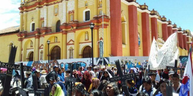 Acteal: Gob. morenista ¿de lado de la justicia o protegerá a autores intelectuales y Ejército mexicano?