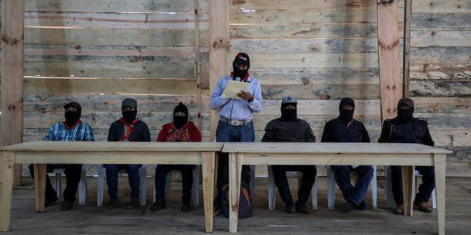 Chiapas: «En territorio zapatista el arte se convierte en lucha», inicia festival de danza convocado por el EZLN