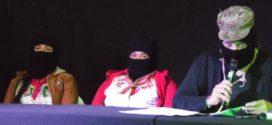 EZLN: Niña «Calamidad Zapatista», Festival de cine «Puy Ta Kuxlejaltic»