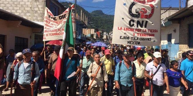 Chiapas: Bajo constante hostigamiento, el ejido Tila celebra su cuarto año de autonomía