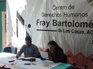 Chiapas: Presos en Lucha denuncian continuos hostigamientos y amenazas a familiares