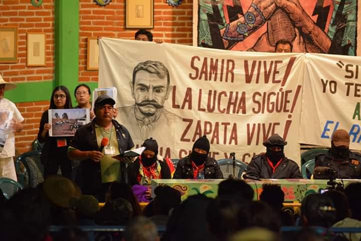 «Nosotros llamamos a la  Resistencia», Asamblea Oaxaqueña ante megaproyectos de la 4T