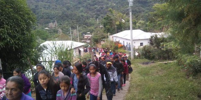 4T, «continúa la política para militarizar más nuestros territorios», Chicomuselo Chiapas