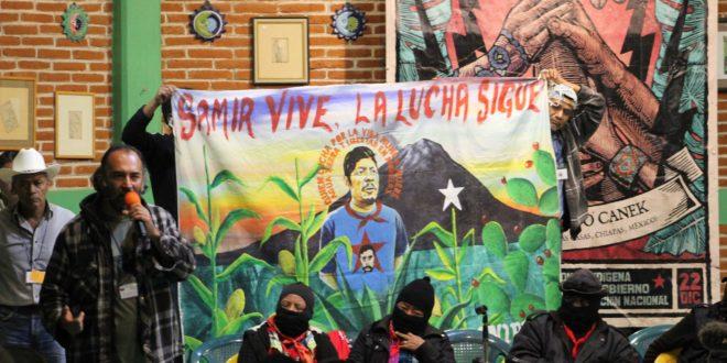 «Con la 4T, el hostigamiento judicial y amenaza de cárcel continúa». FPDTA_MPT exige justicia para Samir Flores