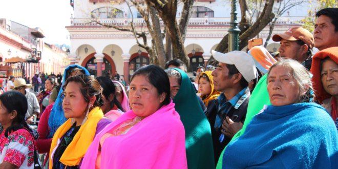 A Chiapas, Misión Civil de Observación por «graves violaciones a derechos humanos»