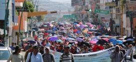 Chiapas: Magisterio exige la libertad de José Luis Sánchez Huerta, luchador social encarcelado por la «4T»