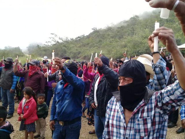 Chiapas: denuncian guerra contra la vida y las autonomías en tierra zapatista