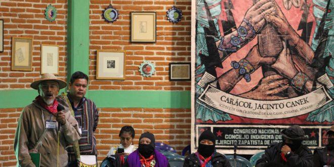 Oaxaca: Bernardino Ponce, «ordena atacar con armas de alto calibre» a Huazantlán del Río, en la zona istmo