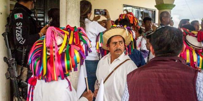 Chiapas: «La intención del gobierno es que haya una matanza entre pueblos indígenas», Magdalena-Aldama exige la libertad de Cristóbal Sántiz