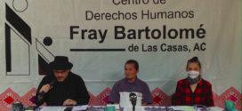 Escandón: «un gobierno omiso y cómplice del entorno de violencia criminal». Organizaciones sociales alertan sobre posible hambruna en Chiapas