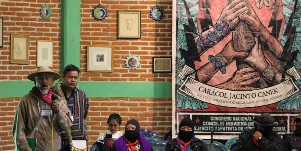 «Sobre el actual debate de las energías renovables en México», CNI Oaxaca