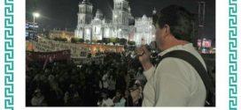 In memoriam Heriberto Salas Amac, luchador social mexicano