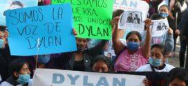 Chiapas: Juanita, de pie en la búsqueda de su hijo Dylan