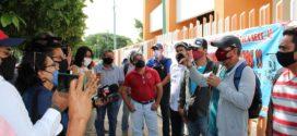 """La reforma educativa se ha seguido imponiendo"", alerta AED-CNTE Chiapas"