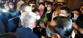 El Frente Único de Trabajadores de Telebachillerato Comunitario, exige la inmediata solución a su pliego petitorio