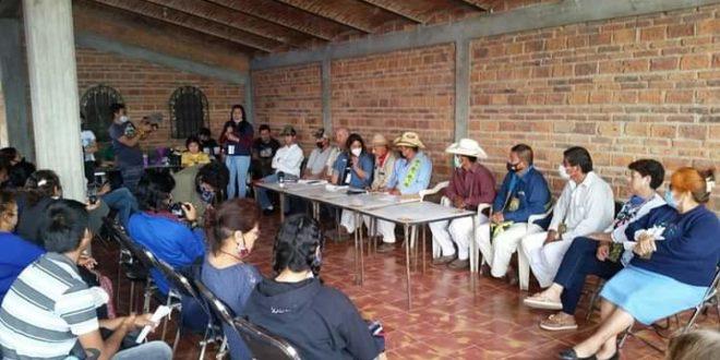 «Nuestras luchas no pueden permanecer aisladas frente a un bloque como al que nos enfrentamos», Pueblos del Occidente de México